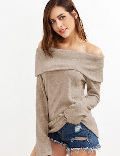 http://fr.shein.com/Khaki-Off-The-Shoulder-Foldover-Knit-T-shirt-p-334243-cat-1738.html?utm_source=melimelook.fr&utm_medium=blogger&url_from=melimelook
