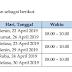 Download POS Ujian SD, Juknis dan Jadwal Ujian SD 2019
