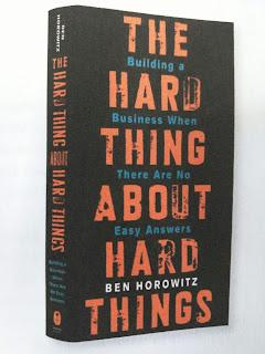 Lo difícil de las cosas difíciles - Ben Horowitz