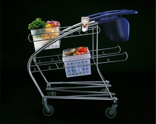 IDEO Shopping Cart Project