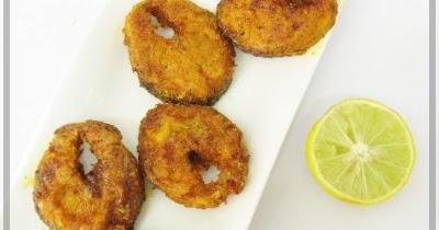 Sheela Meen Varuval Barracuda Fish Fry Simple Fish Fry