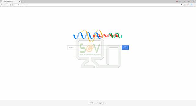 Searchwebprivate.co (Hijacker)