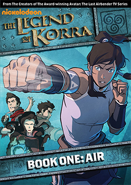 Avatar: The Legend of Korra Book 1 [BATCH]