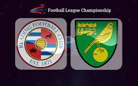 Reading FC  VS Norwich City Nova Sport BG