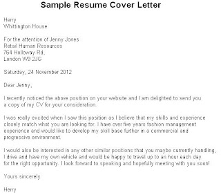 sample+resume+letter Template Cover Letter Job Larry Page Example Travel on