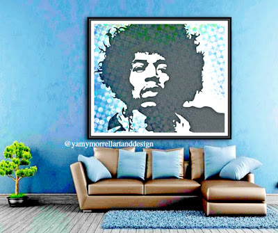 Jimi-Hendrix-digital-art-by-yamy-morrell