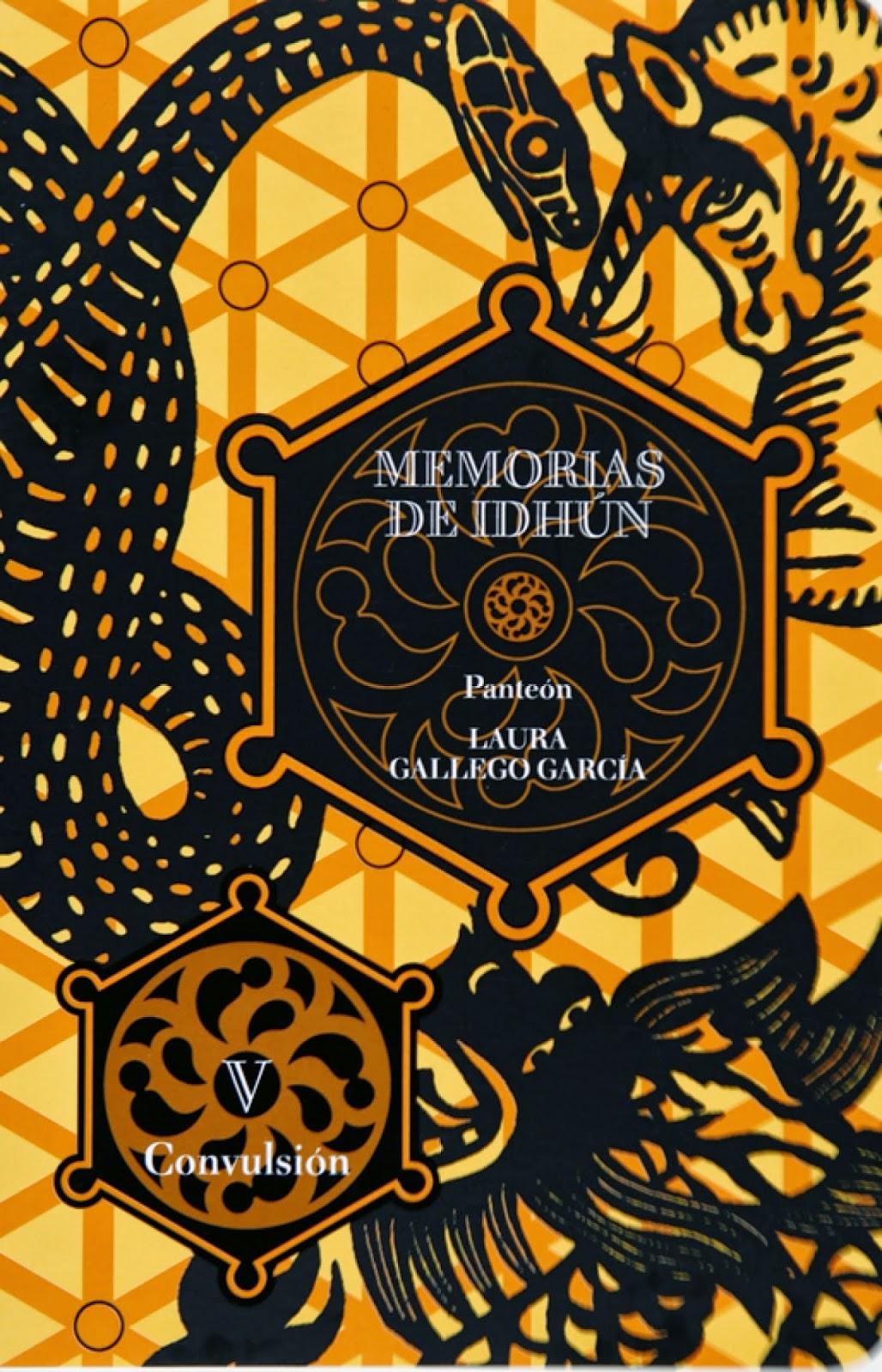 (Memorias De Idhún) Panteón I: Convulsión, de Laura Gallego García