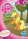 My Little Pony Wave 1 Applejack Blind Bag Card