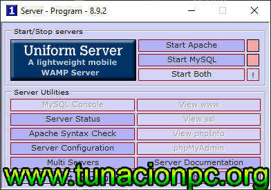 Descargar Uniform Server