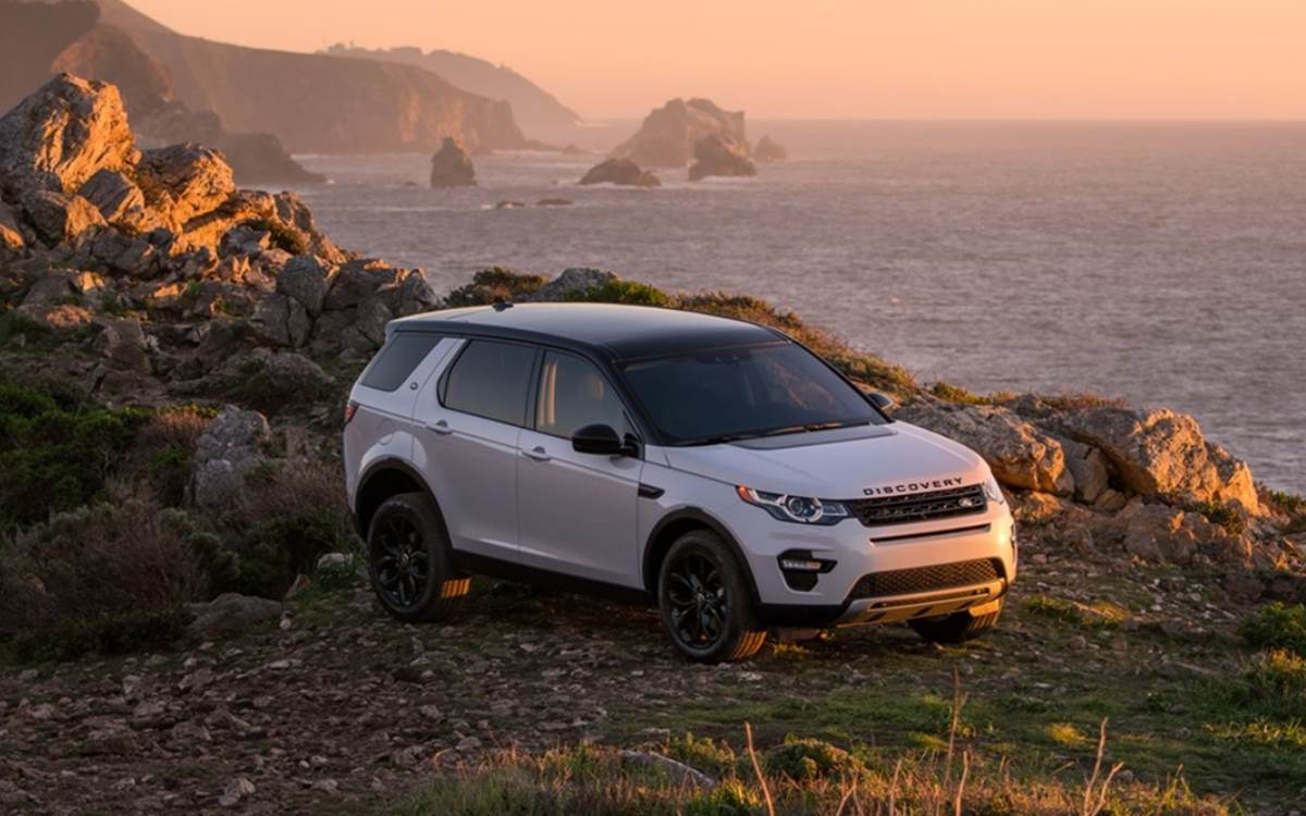 Land Rover Discovery Sport Launch Edition