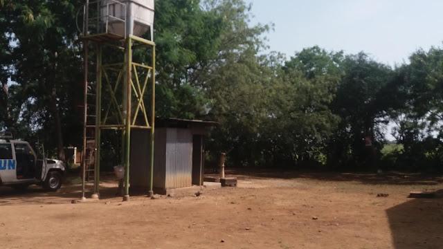 hospital solar water pump
