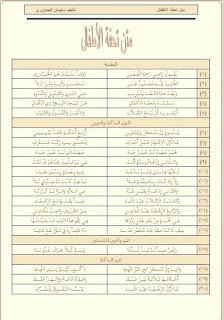 Download Kitab Tuhfatul Athfal PDF Lengkap Syarah dan Terjemahannya
