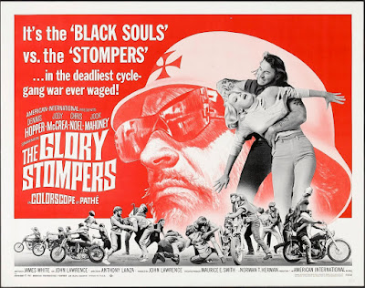 The Glory Stompers  1967