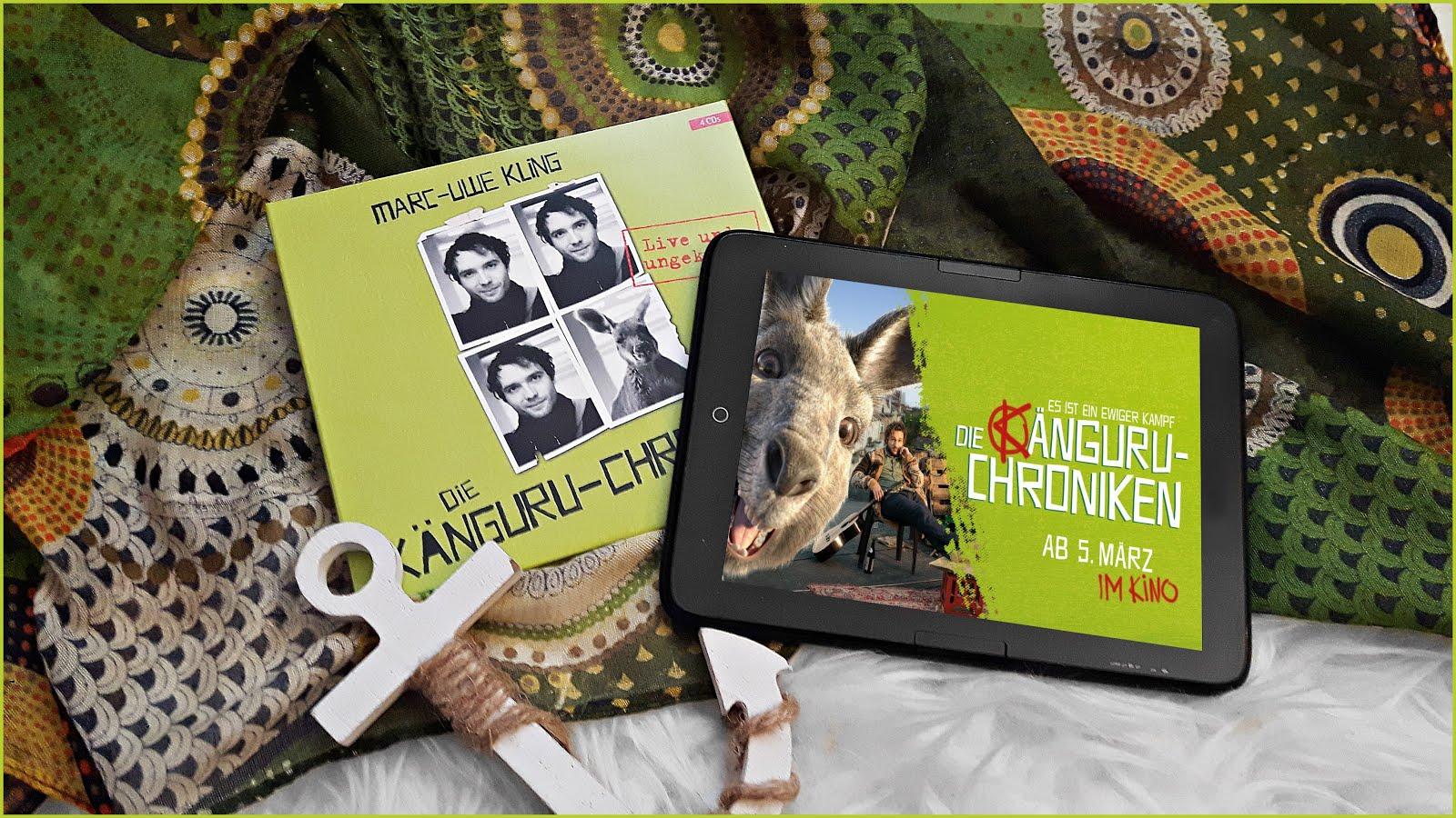 Die Känguru-Chroniken Marc-Uwe Kling Film witzig