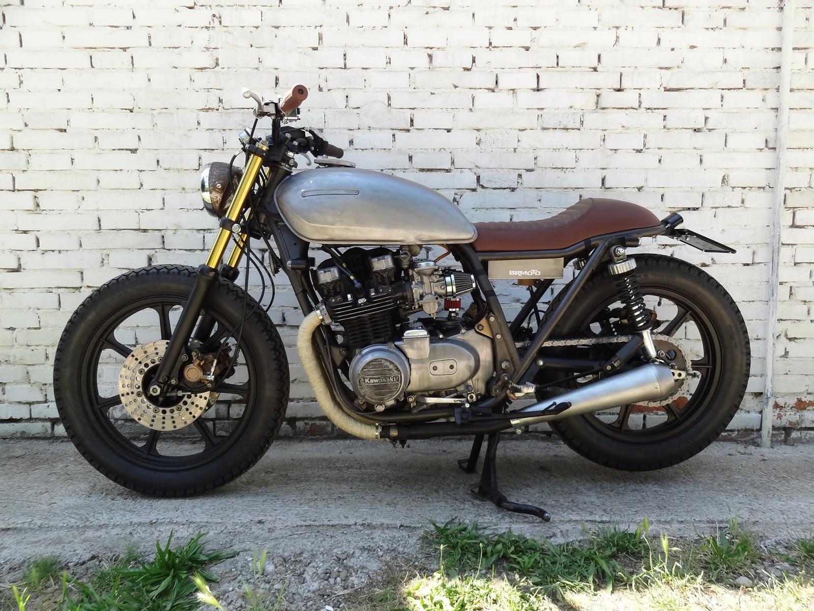 B R Moto Art Kawasaki Z750 4 Cil 1980 Br020