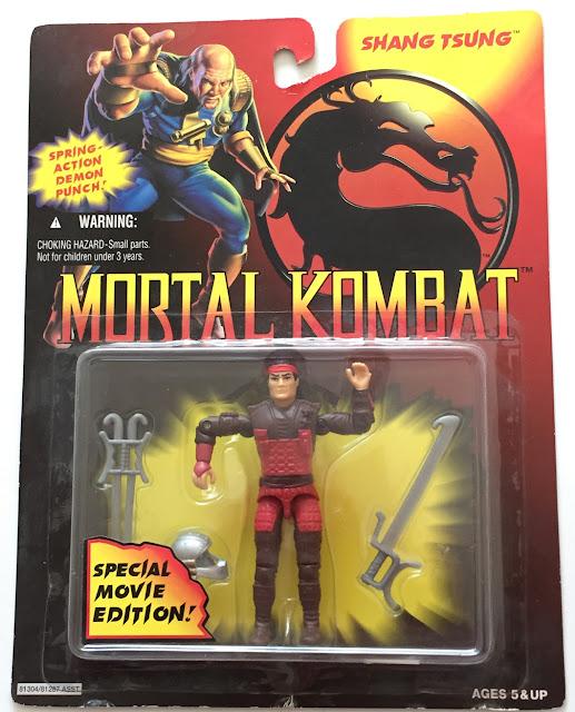 1995, Mortal Kombat, Movie Edition, Shang Tsung, Budo, Ninja Commandos, Unproduced