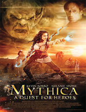 pelicula Mythica: A Quest for Heroes (2015)