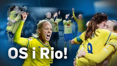 Torneio Olímpico de Futebol Feminino do Rio 2016 já conhece todos os seus participantes