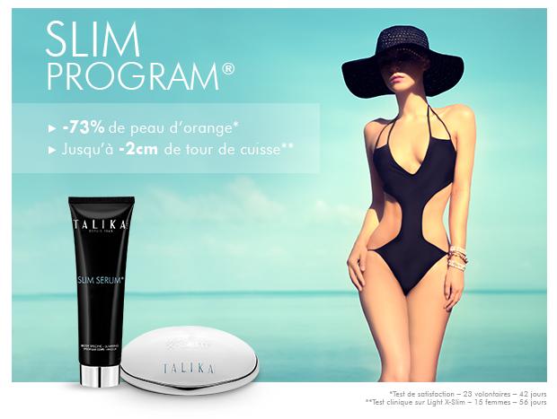 Slim Program - www.talika.com