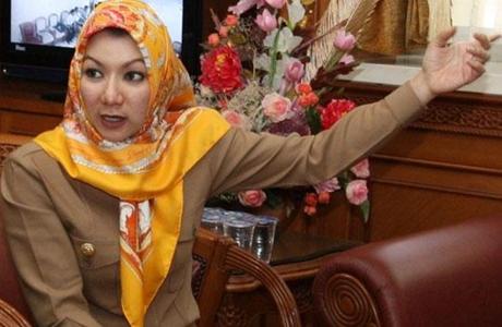 Sugaan Suap Pemberian Izin Lokasi, KPK Perpanjang Penahanan Rita Widyasari