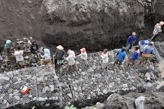 Jual Bronjong Gabion PVC Indonesia sampai dengan Timor Leste