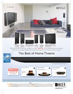 KEF The Best of Home Theatre