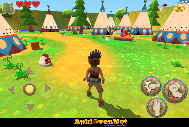 Tribes of Indians APK MOD