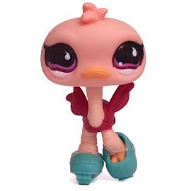 Littlest Pet Shop 3-pack Scenery Ostrich (#851) Pet