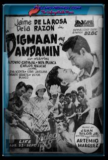 Digmaan ng damdamin (1952)' width=