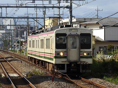 【ダイヤ改正で日中消滅!】107系の上越線 渋川行き