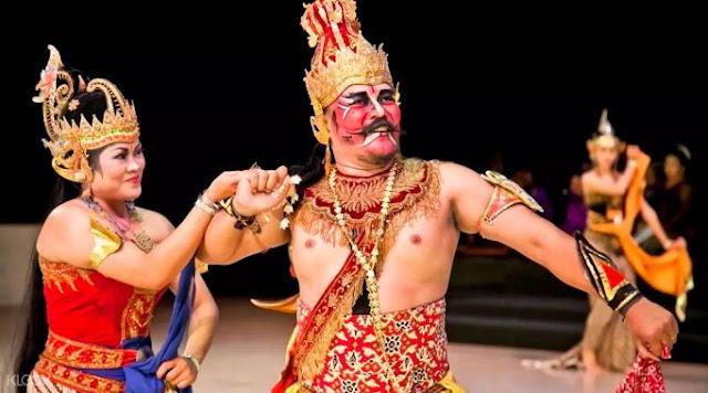 Ramayana Ballet Performance Prambanan Temple Yogyakarta