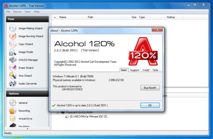 alcohol 120