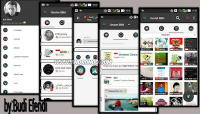 BBM Mod SkyStoneicons v2.10.0.30 Apk
