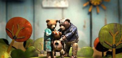 Cel Mai Bun Scurtmetraj Animat: Bear Story