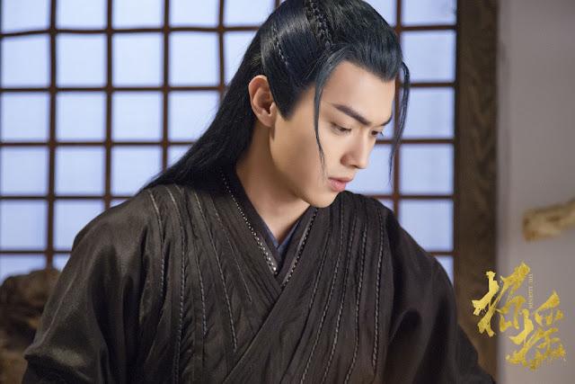The Legends cdrama Xu Kai