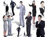 11 Jenis Template Orang Sesuai Profesi Gratis PSD