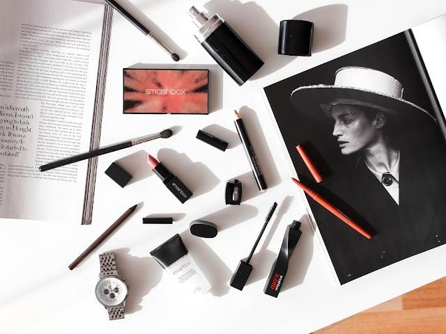 smashbox kosmetika zkušenosti