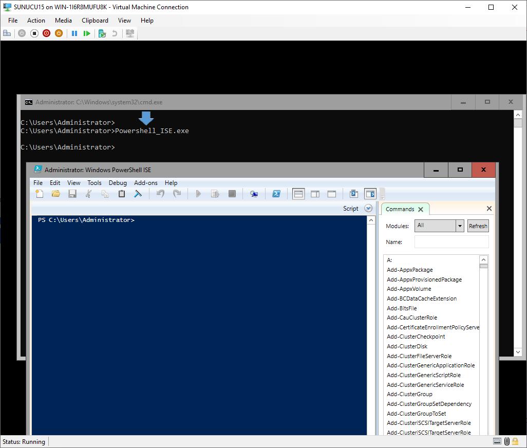 Windows Server 2019 Core Server Core App Compatibility