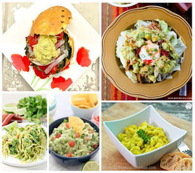 25 Mouthwatering Guacamole Recipes (4)
