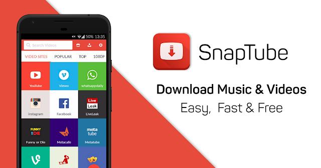 SnapTube VIP V4.43.1.4431701