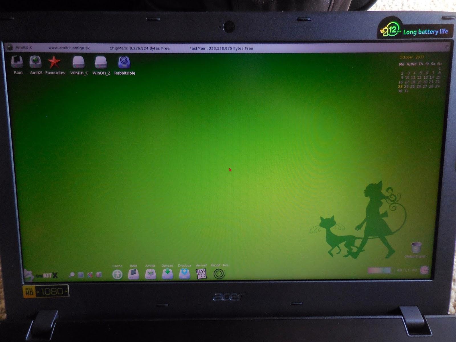 retro-link: Unboxing A L I C E  (A Laptop Incorporating a Classic