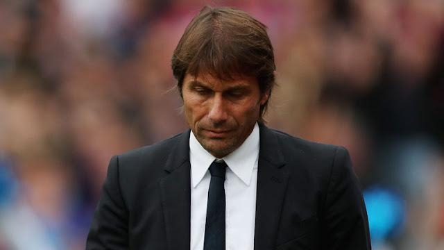 Antonio Conte menolak link ke Tim Nasional Italia