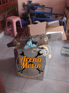 Mesin Pemotong Nata De Coco