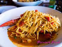 龍蝦義大利麵