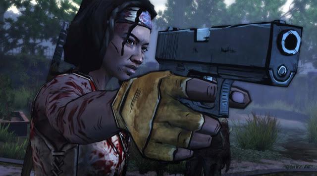 The Walking Dead: Michonne Screenshot-4