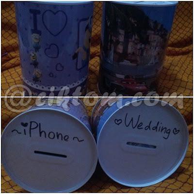 Tabung Misi Kahwin dan iPhone