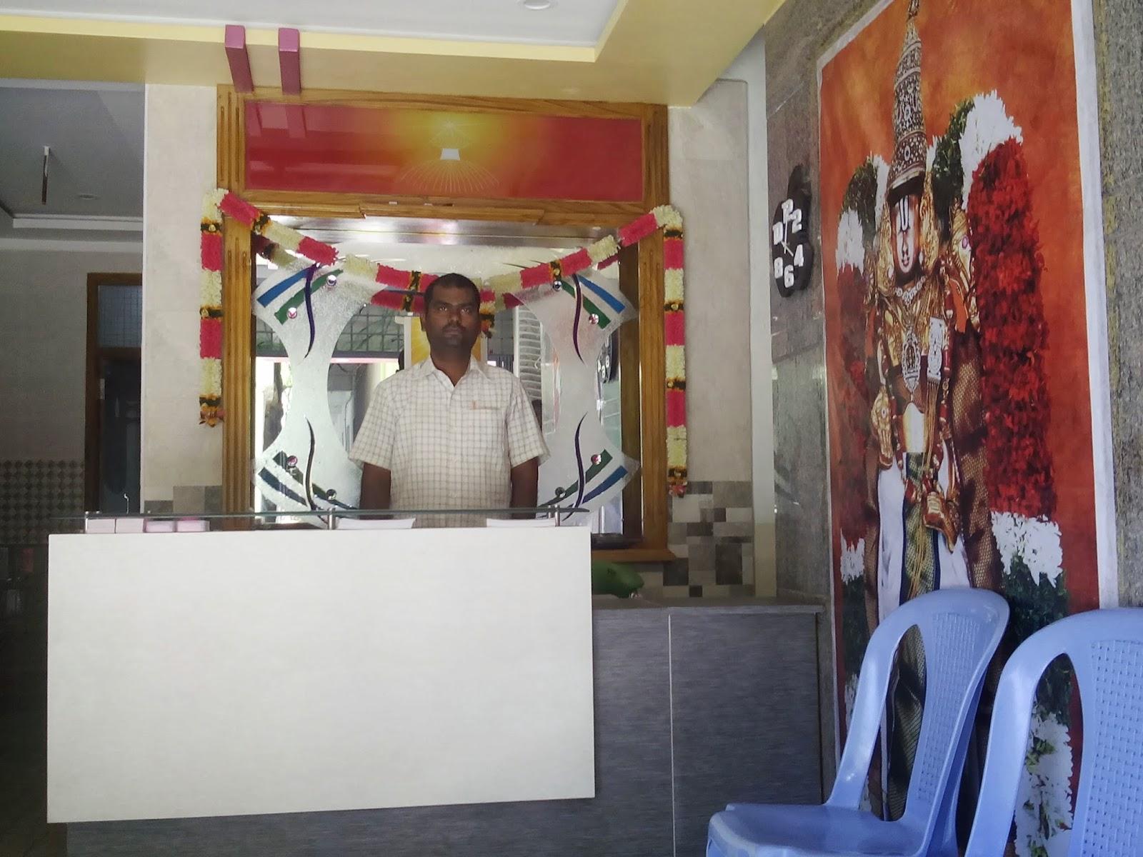 Trilok Residency Tirupati