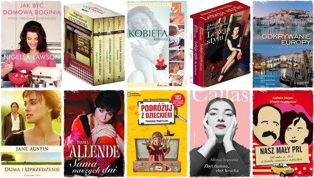 top 10 książki na dzień matki