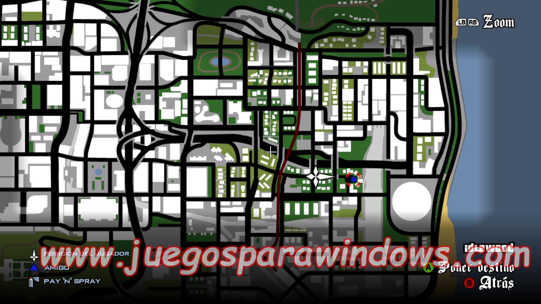 Grand Theft Auto San Andreas ESPAÑOL XBOX 360 (Region FREE) 20