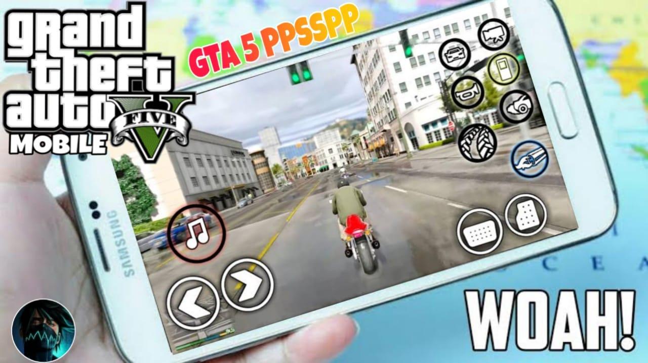 download gta v for ppsspp emulator